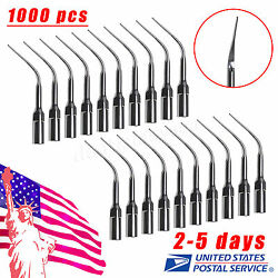 1000x Dental Ultrasonic Scaler Tips P3 Compatible With Ems Usa-p3 Fda