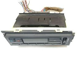98-01 Ford Explorer Mountaineer A/c Heater Control Switch Xl2h-19c933-ab G25