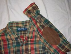 New Polo Shooting Hunting Elbow Patch 2-pocket Menand039s Xxl 2xl Rrl