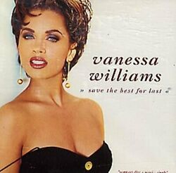 Vanessa Williams - Save Best For Last / Freedom Dance - Cd - Single - Sealed/new