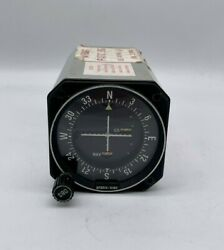 King Ki 209 Vor/loc Converter And Glideslope Indicator 066-3056-01 With Faa 8130