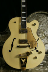 Gretsch 7593 White Falcon / 1990 Used Electric Guitar