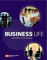 English For Business Life Upper-intermediate Audio Cd By Ian Badger And Pete Vg