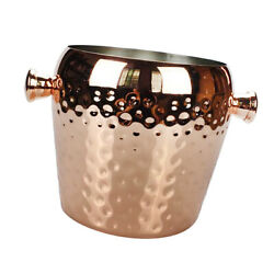 Stainless Party Bbq Summer Party Drinks Wine Beer Ice Bucket Bowl