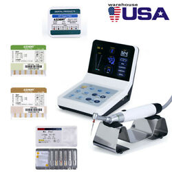 Dental Endo Motor Treatment/niti Super/heat Activated/gold/x1-x3 Rotary Files