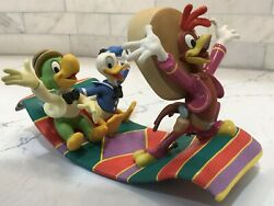 Wdcc Airborne Amigos From The Three Caballeros