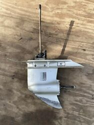 """2006 Honda Outboard Bf75hp Bf90hp Lower Drive Unit 20"""" Gear Case"""