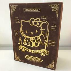 Rare World Limited 500 Pcs Hello Kitty Black Wonder Limited Edition From Jp