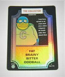 2003 The Simpsons Trading Card Game 18a The Collector Foil Card Promo