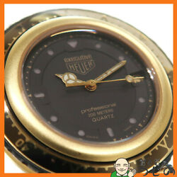 Tag Heuer Professional Exective Quartz 914.313 Date Menand039s Watch Wl33395