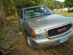 Front Clip Chrome Bumper With Tow Hooks Fits 99-02 Sierra 1500 Pickup 1539750