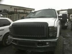 Front Clip Xlt Chrome Grille Surround Fits 08-10 Ford F250sd Pickup 1949886