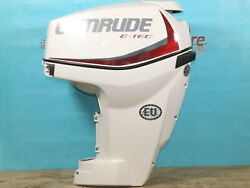 Evinrude 25hp Complete Plastic Lower Cover 5008171 5008170 Top Cover 0285824