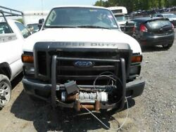 Front Clip Xl Black Textured Grille Fits 08-10 Ford F250sd Pickup 1508476