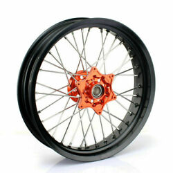 17 3.5and039and039 Front Wheel For Ktm 125 150 200 250 300 350 450 500 Exc Xc-f Xc-w Sx Xc