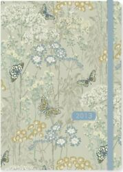 2013 Dusky Meadow 16-month Weekly Planner Compact By Peter Pauper Press Vg+