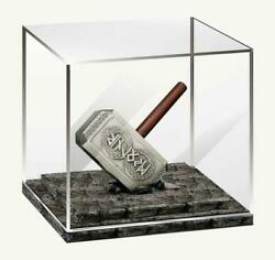 Solomon Islands 2021 10 Thorand039s Hammer 500 G Silver Antique Finish Coin