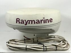 Raymarine M92652-s 4kw Radar Add-on F/c And E Series Classic W/ Cable