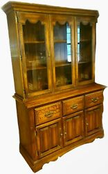 Cochrane Bay Colony Collection Buffet And Closed Deck China Cabinet