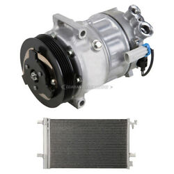 For Buick Lacrosse 2011 Oem Ac Compressor W/ A/c Condenser And Drier Tcp