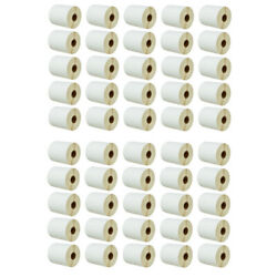 50rolls Direct Thermal Shipping 750 Labels 4x2 For Zebra Lp2824 Lp2844 Lp2442