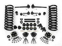 Ecklerand039s Chevy Front End Rebuild Kit With Urethane Bushings For Cars With 2