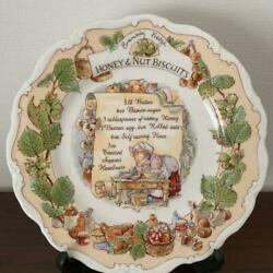Royal Doulton Brambly Hedge Honey Nut Biscuits