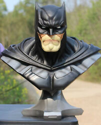 11 Scale Batman Life-size Resin Bust Statue In Stock 66 Cm High