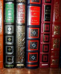 The F. Scott Fitzgerald Collection In 7 Volumes Easton Press Most New Sealed