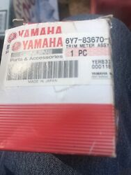 Yamaha Boat Part Trim Meter Assembly