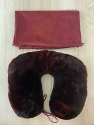 Unused Authentic Vintage Neck Pillow Novelty Orylag