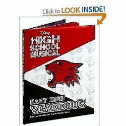Disney High School Musical East High Yearbook Scholastic By Emma Harrison New