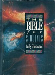 Bible For Students - Hardcover Excellent Condition