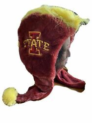 Iowa State Univ   Forever Collectibles Ncaa Mascot Dangle Hat One Size