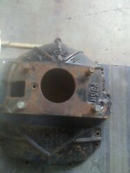 Ansen Bell Housing Scatter Shield 2 Piece Nhra App Chevy Color Black Very Nice