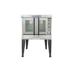 Bakers Pride Cyclone Series Single Deck Full Size Electric Convection Oven