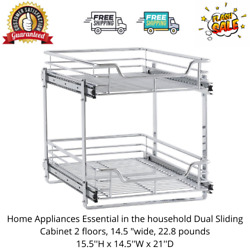 Household Appliances Essential In The Household Dual Sliding Cabinet 2 Floors .