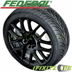 Federal Ss595 275/40r17 98v Bsw All Season Uhp High Performance Tires