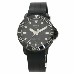 Tissot Seastar 1000 Powermatic Watches T120407a Stainless Steel/rubber Mens