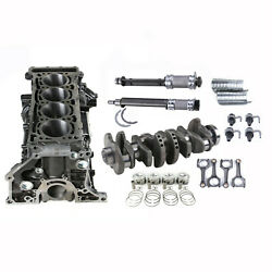 Cylinder Block And Pistons And Crankshaft And Balance Shaft Kit Fit For Vw Audi Seat