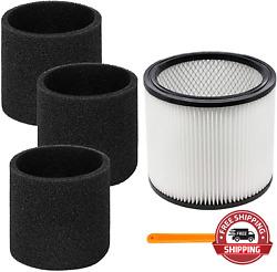 Replacement Filter Cartridge For Shop Vac 90304, 9030400, 903-04-00 90350 And Fo