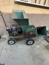 Roto-hoe 800cp With Cut And Shred Shredder And 8hp Briggs And Stratton Engine.