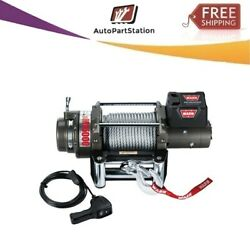 Warn 15000 Lbs 12v Vehicle Recovery Winch 47801 Fits Chevy/dodge/ford/gmc 92-19