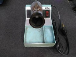 Tc 202 Power Unit Weller Soldering Station Power Supply Powrers On For Parts