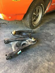 1968 - 1972 Nos Gm Lower Control Arm Set Chevelle Gto 402038 402039 Complete