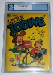 Little Iodine 1 Pgx/cgc 9.0 Oww Pages Dell 3/50
