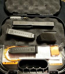 Glock 19 Gen 3 Complete Upper Oem With Case Two 10rd Magazines And Accessories