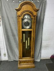 In Great Working Condition Howard Miller Clock Company German Machinery