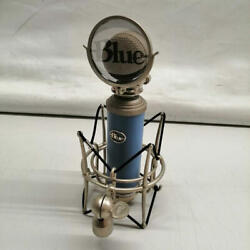 Blue Condenser Microphone Model Bluebird 83-59560 Good Used Item From Japan K