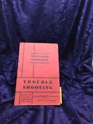 1933 Mobil Oil Trouble Shooting Manual Naked Eye Antiques And Collectibles